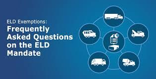 ELD Exemptions: Top FAQs on the ELD Mandate | Geotab