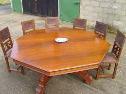 large antique round table huge 6ft victorian round dining table to seat 8 to 10 people