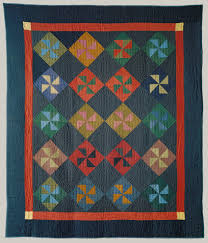 American Quilts and Coverlets | Essay | Heilbrunn Timeline of Art ... & ... Quilt, Pinwheel or Fly pattern ... Adamdwight.com