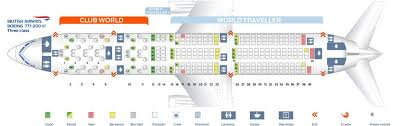 Boeing 777 200 Seating Chart British Airways Fleet Boeing 777 200 Er Details And Pictures