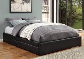 Wildon Home  Queen Upholstered Storage Platform Bed & Reviews