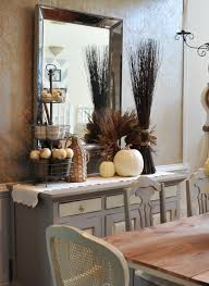 ... Wonderful Looking Fall Dining Room Table Decorating Ideas 19 Beautiful  And Cozy Fall Dining Room Decor ...