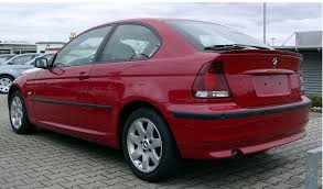 File:BMW E46 compact rear 20071104.jpg - Wikimedia Commons