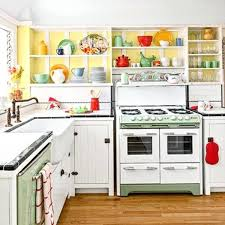 Colorful Kitchen Decor Retro Kitchen Decor Kitchens House Beautiful Ask Colorful  Owl Kitchen Decor