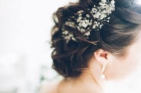 結婚式の髪型編み込みで大人アレンジ35選自分でも出来る Lovely