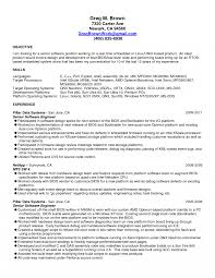 Templates Bunch Ideas Of Pleasing Linux System Engineer Resume In