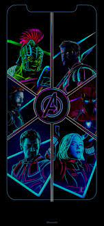 Avengers wallpaper iPhone X: iWallpaper