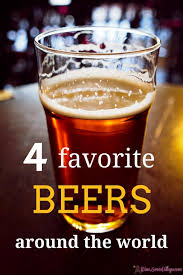 4 favorite local beers around the world