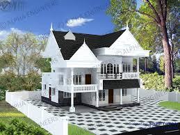 semi victorian home