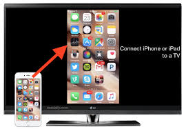 iphone to hdmi. connect an iphone or ipad to a tv screen with hdmi iphone hdmi