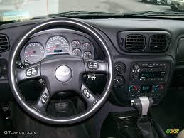 2005 Black Chevrolet TrailBlazer LS 4x4 #1093585 Photo #6 ...