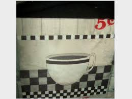 Kitchen Curtains Coffee Theme Coffee Themed Kitchen Curtains Kitchen Ideas