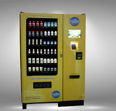 Smart Snacks Vending Machines Gorgeous Snacks Vending Machine Smart Medicine Vending Machine With QR