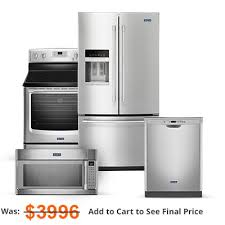 Small Picture Kitchen Appliance Packages The Home Depot