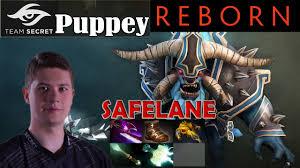 puppey secret spirit breaker safelane pro gameplay dota 2