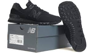 Details About New Balance Men Ml574fv Shoes Running Black Sneakers Casual Boot Fashion Shoe