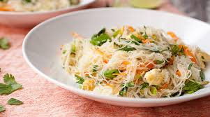 cold rice noodle salad this is such a great cold salad perfect for summer