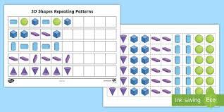 Shape Patterns Gorgeous 48D Shape Patterns 48D Shape Pattens 48d Shapes Patterns