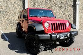 2011 jeep wrangler unlimited sport 4x4 4dr suv hardtop lifted custom extras 4 door suv