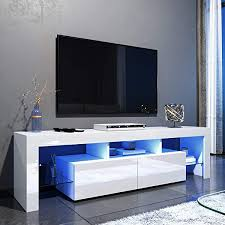 B07V36F54LBuy ELEGANT 1600mm <b>LED TV Cabinet</b> Modern ...