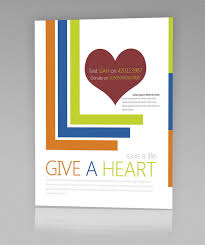 Donation Flyer Template Delectable 4888 FREE Flyer Templates For Non Profit Organizations 488OVER488COM