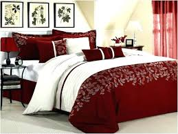 red toile bedding black and white king bedding black and red bedding sets king black and red toile bedding