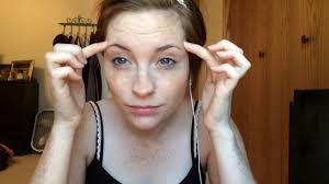 how i do my makeup for fair skin and freckles