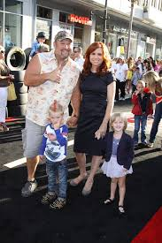 larry the cable guy wife. Modren Guy Larry The Cable Guy Wife Cara Whitney And Children At The World Premiere  Of CARS With Guy Wife F