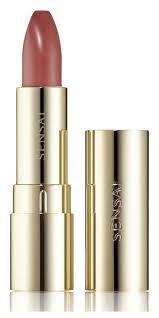 kanebo sensai colours lipstick 20 sumire lips make up kanebo makeup sponge hot