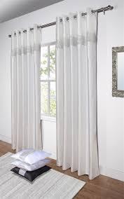 curtains white eyelet curtains dia28w amazing white eyelet curtains diamante fully lined white faux silk