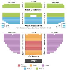 Nederlander Theatre Seating Chart New York