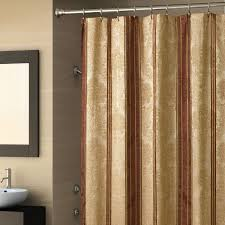 black and gold shower curtain set