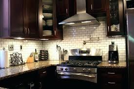 stone kitchen backsplash dark cabinets.  Dark Kitchen Backsplash Dark Cabinets Modren Cabinets Backsplash Ideas For Dark  White Large Size Amusing Throughout Stone Kitchen H