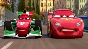 francesco bernoulli and lightning mcqueen. Lightning McQueen VS Francesco Bernoulli Battle Race Cars The Video Game Toon ENGLISH Inside And Mcqueen
