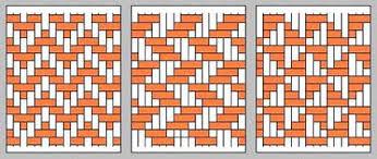 Weaving Loom Patterns Interesting Types Of Weaving Types Of Loom 48 Frame Looms Sewingplums