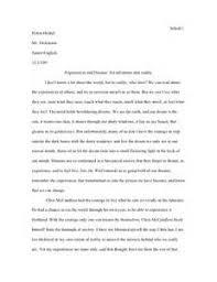 essay on into the wild by jon krakauer persuade essay cancer  essay on into the wild by jon krakauer