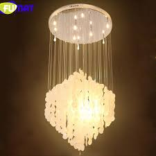 Image Capiz Chandelier Fumat Natural Shells Pendant Lighting Nordic Shells Light Fixtures Simple Living Room Dining Rooom Droplights Villa Aliexpress Fumat Natural Shells Pendant Lighting Nordic Shells Light Fixtures