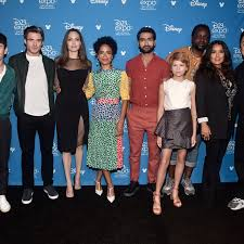 The eternals are described as an offshoot of the evolutionary process that created sentient life on earth. Eternals Cast Guide Who Plays Who In Marvel S Movie Epic