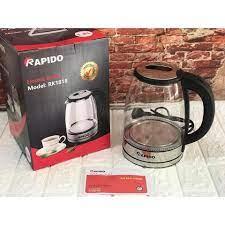 Bình đun siêu tốc Rapido 1.8L - Hàng chính hãng | SG Home Shopping