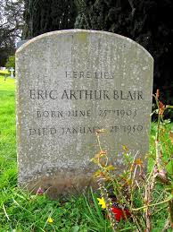 critical analysis of george orwell s essay shooting an elephant  english grave of eric arthur blair george orwell all saints sutton
