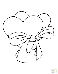 Heart With Wings Coloring Pages Heart Coloring Pages With Wings