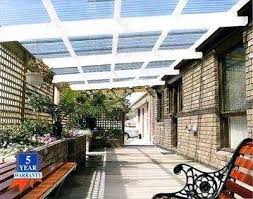 clear corrugated plastic roofing roofing by makes light work corrugated corrugated clear plastic roofing sheets bq