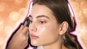 how to apply makeup that looks effortlessly dewy