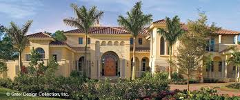 Mediterranean House Plans: Beautiful Design features! One of our favorite  selections in our Mediterranean house plans designs is the Cordillera home  plan ...