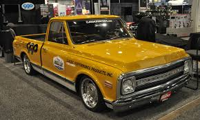 Just A Car Guy: Cool late 60s Chevy Trucks are catching on a lot ...