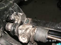 <b>Крепление рулевой рейки</b>. — Самодельный минитрактор ...