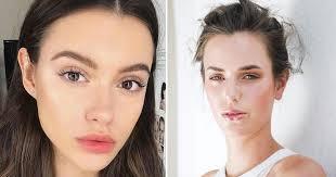 este look además de natural es fácil y sencillo de hacer cuando quieres lucir arreglada sin mucho esfuerzo y además en menos de 5 minutos