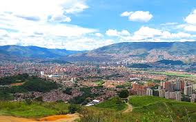 Medellin Airport Chart
