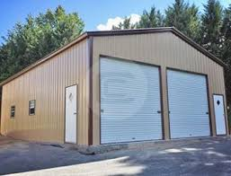 garage workshop building. clear-span-garage-workshop-1 garage workshop building