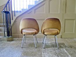 mid century modern furniture knoll dining chair